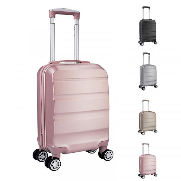 Hartschale-Reisekoffer Geschäftsreisen-Handgepäck, 4 Rollen