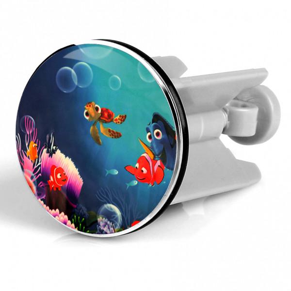 Waschbeckenstöpsel Goldfish