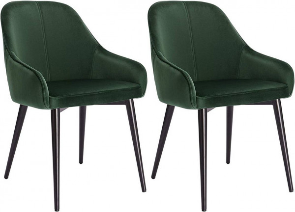 2 pieces dining chairs - Model Luis