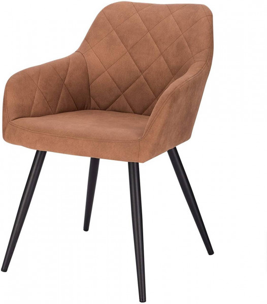 Dining chair made of fabric Modell Pervin