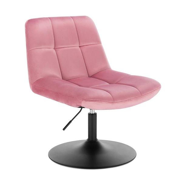 Velvet bar chair - model Jean