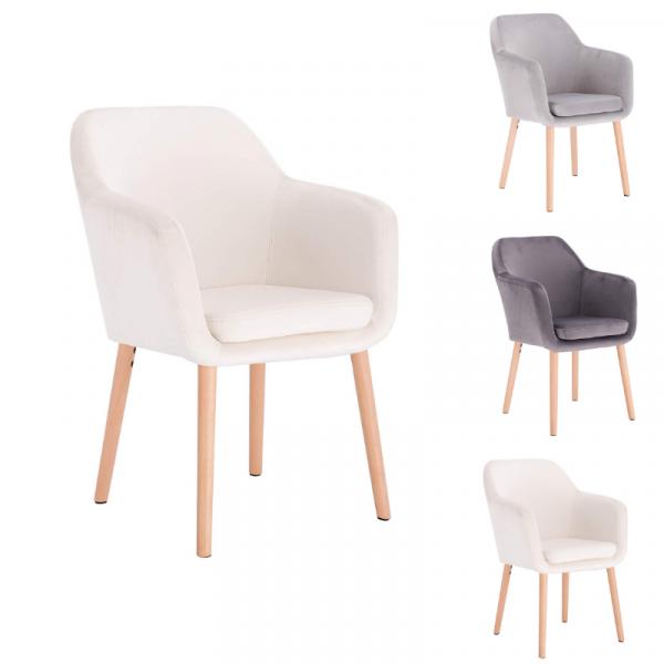 Esszimmerstühle 1x Wohnzimmerstuhl mit Armlehne samt