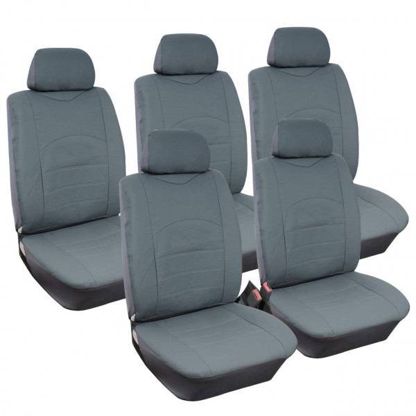 Seat cover for VAN without side airbag AS7235gr-5
