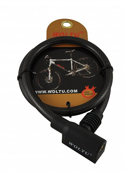 Fahrrad Kabelschloss 65 cm lang
