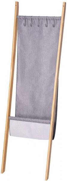 Garderobenständer mit 5 Haken aus Bambus