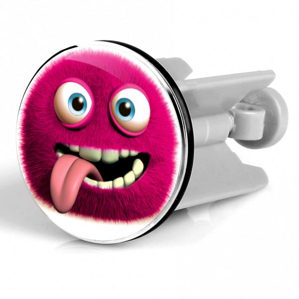 Waschbeckenstöpsel Monster 1