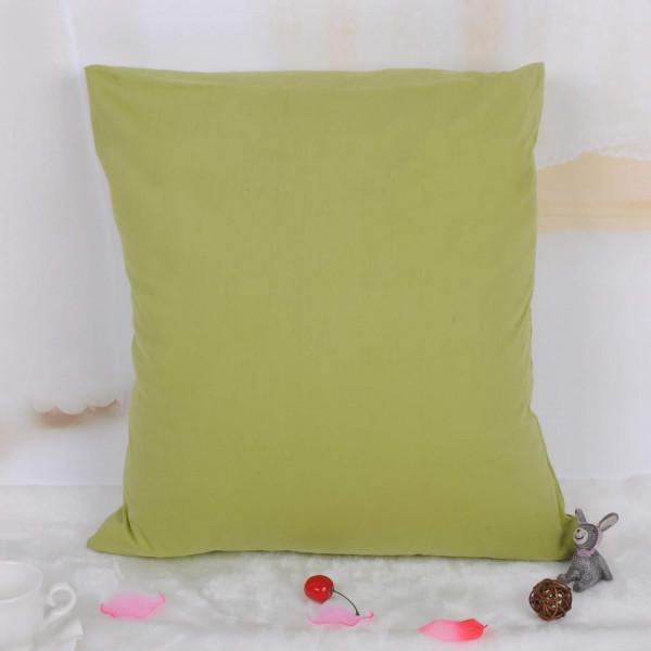 Pillowcase 100% cotton 80 x 80 cm