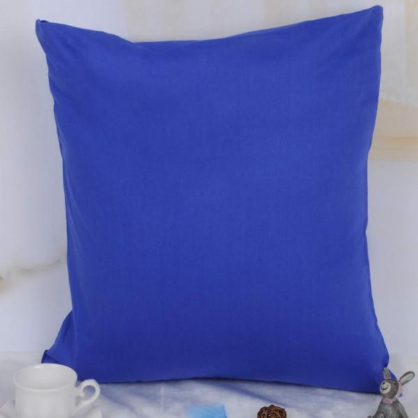 Kissenbezug 100% Baumwolle 40 x 40 cm