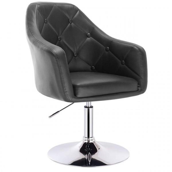 Leatherette bar chair - model Aria
