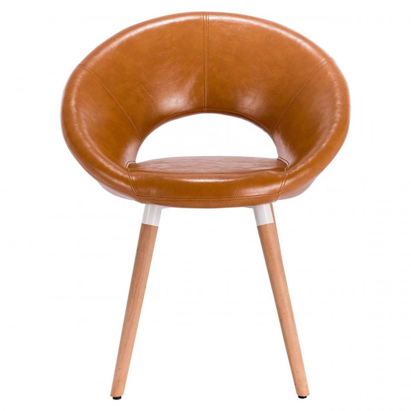 Esszimmerstuhl Küchenstuhl Design Stuhl Kunstleder