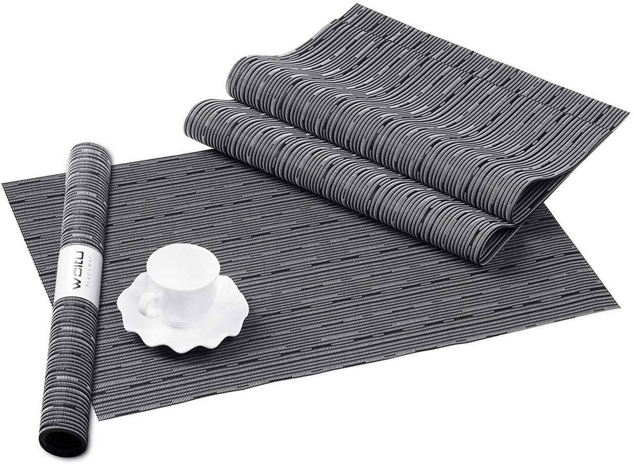 Washable Non Slip Heat Resistant Pvc