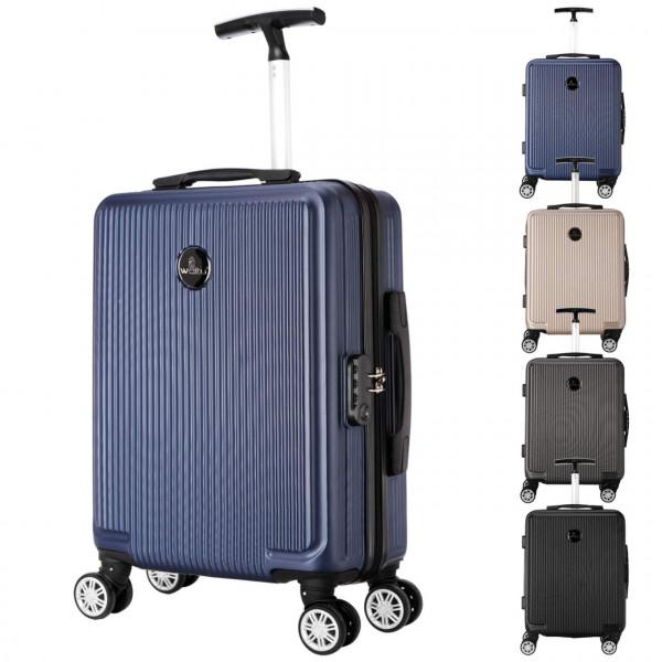 Reise Koffer Hartschale 4 Rollen