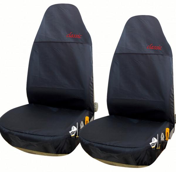 Sitzbezug Einzelbezug für VAN ohne Seitenairbag AS7246rt-2