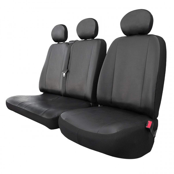 2+1 Van Truck Lorry Seat Covers protectors for Cars