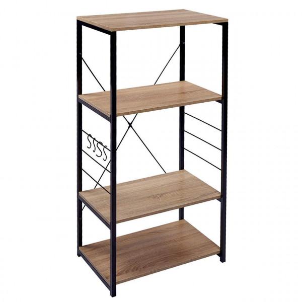 Kitchen 4 Shelves Unit Storage