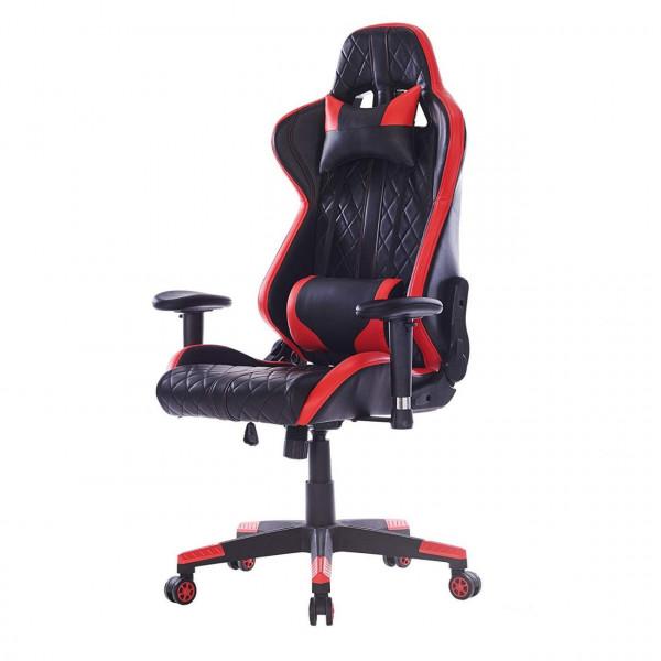 Bürostuhl Kunstleder Drehstuhl Schreibtischstuhl Stuhl Schreibtisch Gamingstuhl