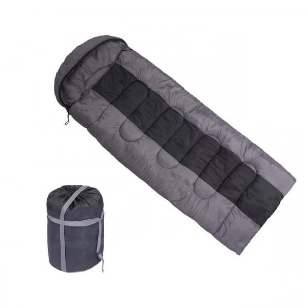 Schlafsack Outdoor Camping 210T Polyester für Kinder und Erwachsene