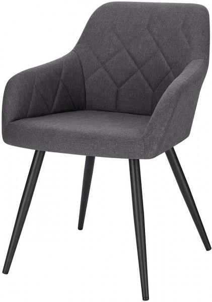 linen dining chair - Aras model