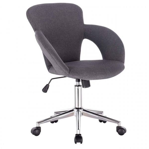 Bürostuhl Schreibtischstuhl Drehstuhl Leinen