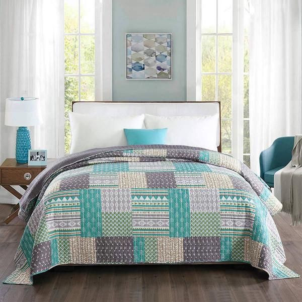 Tagesdecke Patchwork für Doppelbetten