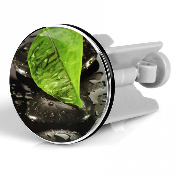 Waschbeckenstöpsel Leaf