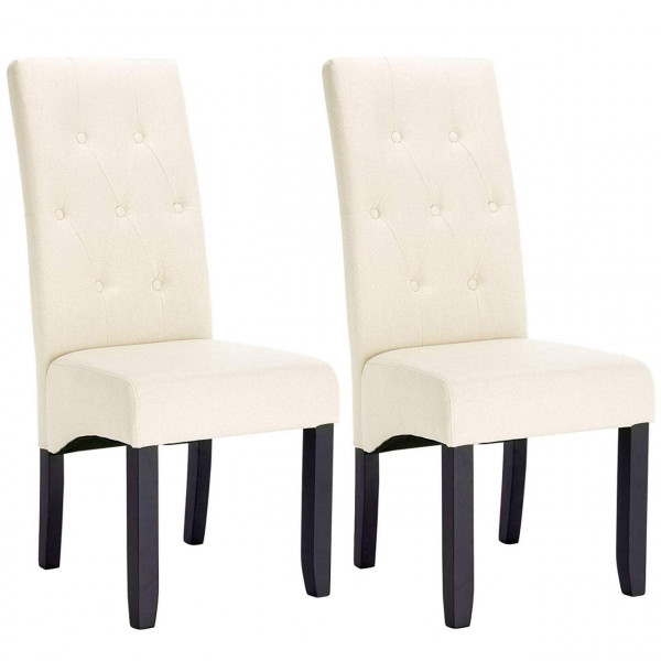 2 pieces dinig chairs - Model Karina