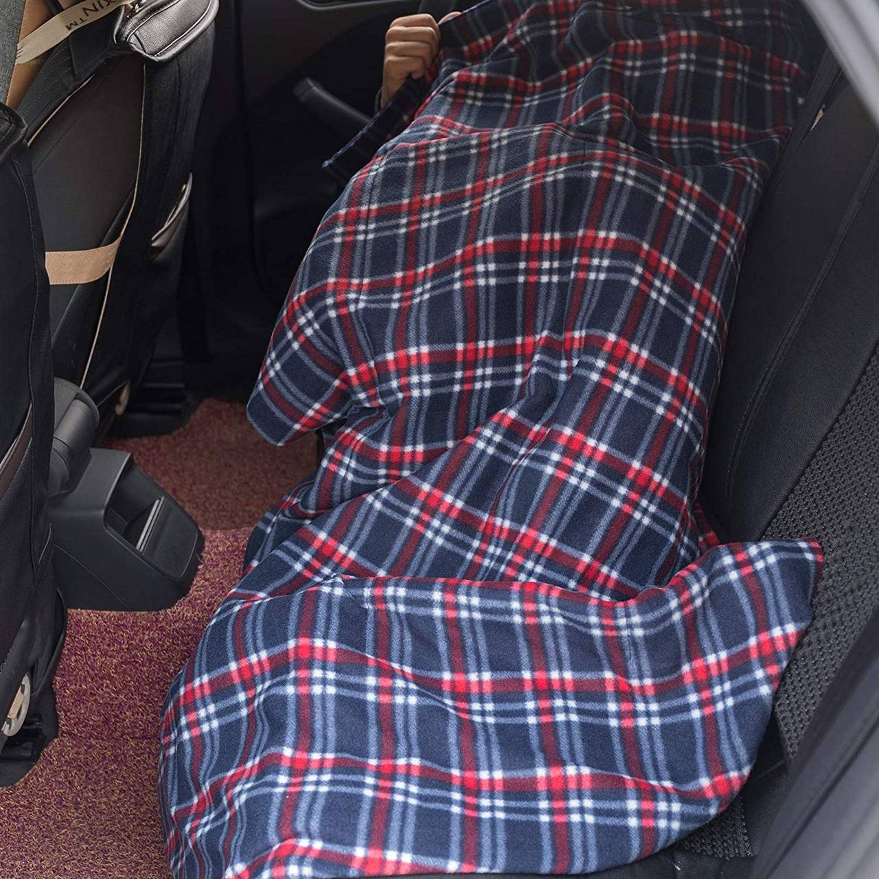 Seat Heating Car Electric Blanket With 2 Heating Levels