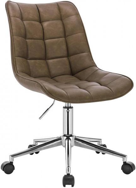 Leatherette stool - Maya model