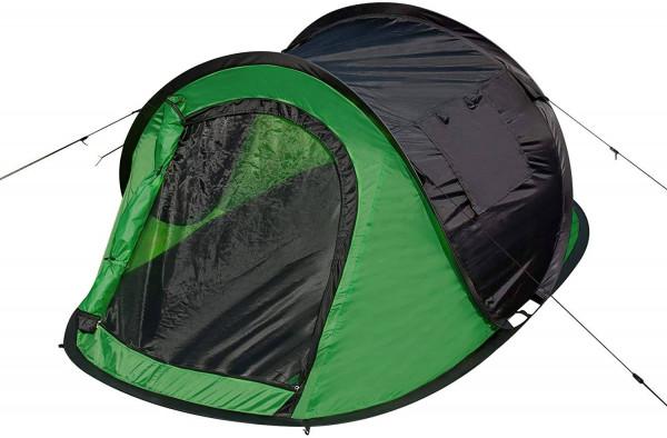 Camping Pop Up Zelt für 2-3 Personen mit Tragetasche