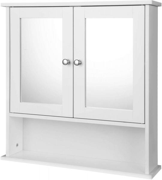 Spiegelschrank mit Ablage fürs Badezimmer