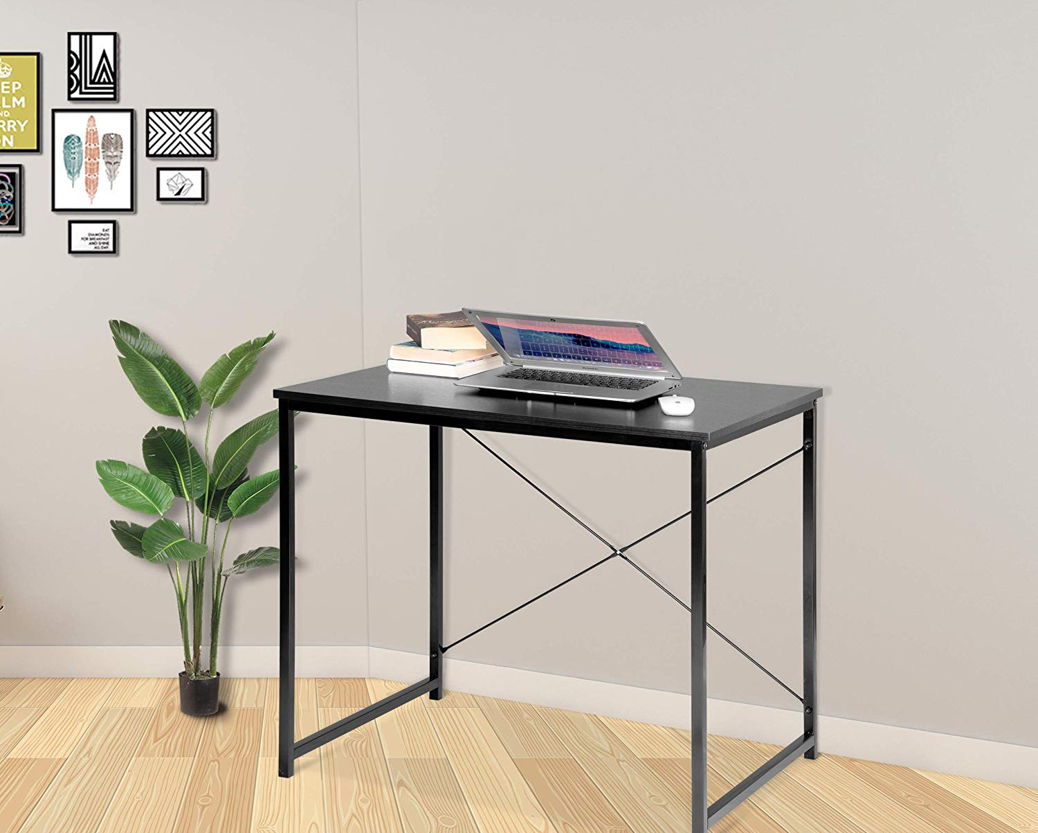 - Large Office Table In Desktop Design Woltu.eu