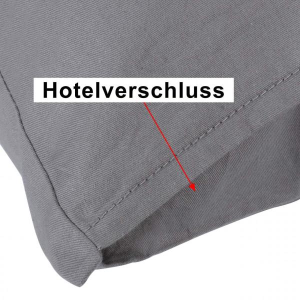 Kissenbezug 100% Baumwolle 40x60cm
