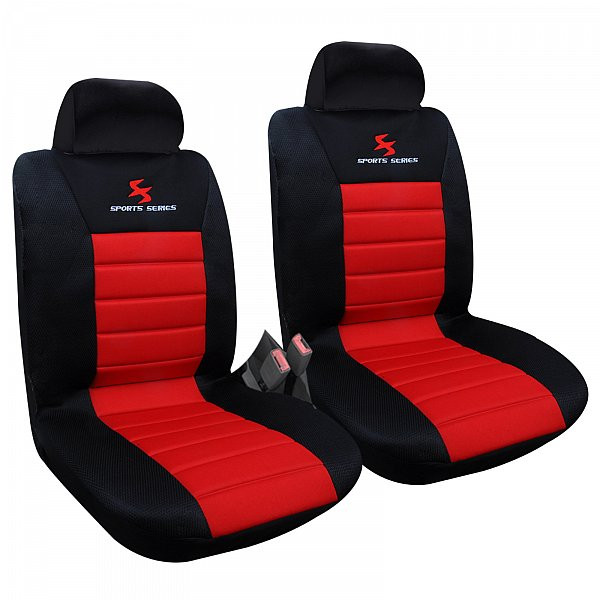 Set of 2 seats covers universal size