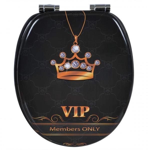 WC-Sitz MDF VIP mit Absenkautomatik
