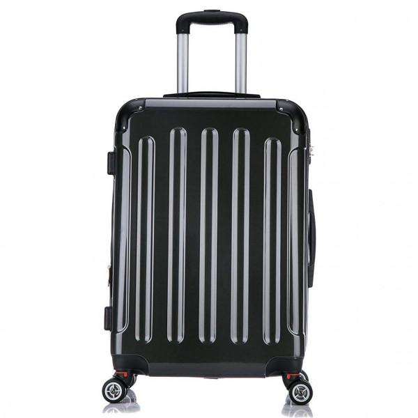 Reise Koffer Hartschale ABS+PC 4 Rollen