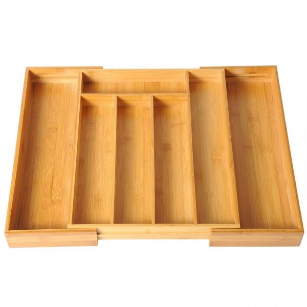 Besteckständer Bambus