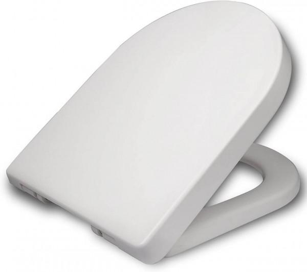 WC-Sitz Kunststoff Weiß mit Absenkautomatik WS2543