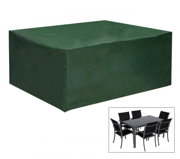Garden Furniture Cover for Garden Furniture, PE Tarpaulin, Green