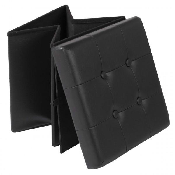 Sitzhocker Sitzwürfel Aufbewahrungsbox Hocker