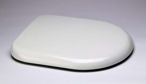 WC-Sitz Duroplast Weiß mit Absenkautomatik