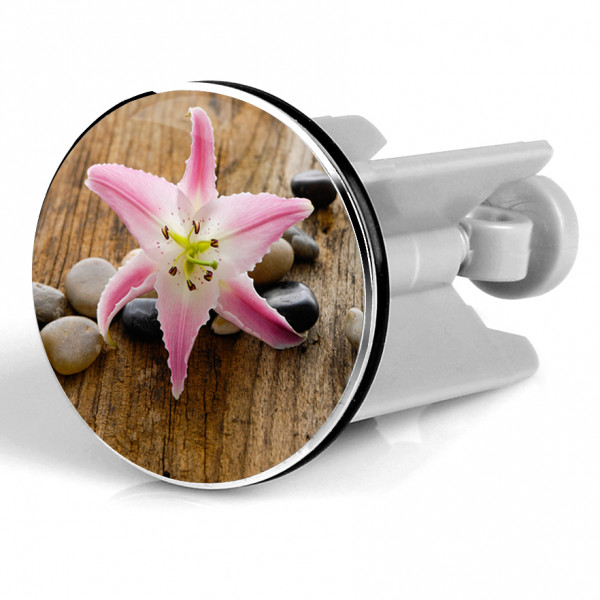 Waschbeckenstöpsel Wood Lily
