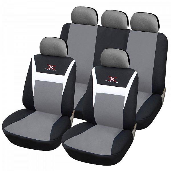 Autositzbezüge Sitzbezug Bezüge Schonbezüge für Opel ohne Seitenairbag AS7311