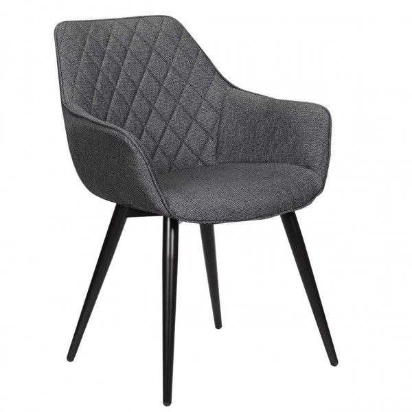 Linen dining chairs - Model Bela