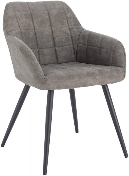Fabric dining chair - Model Rita