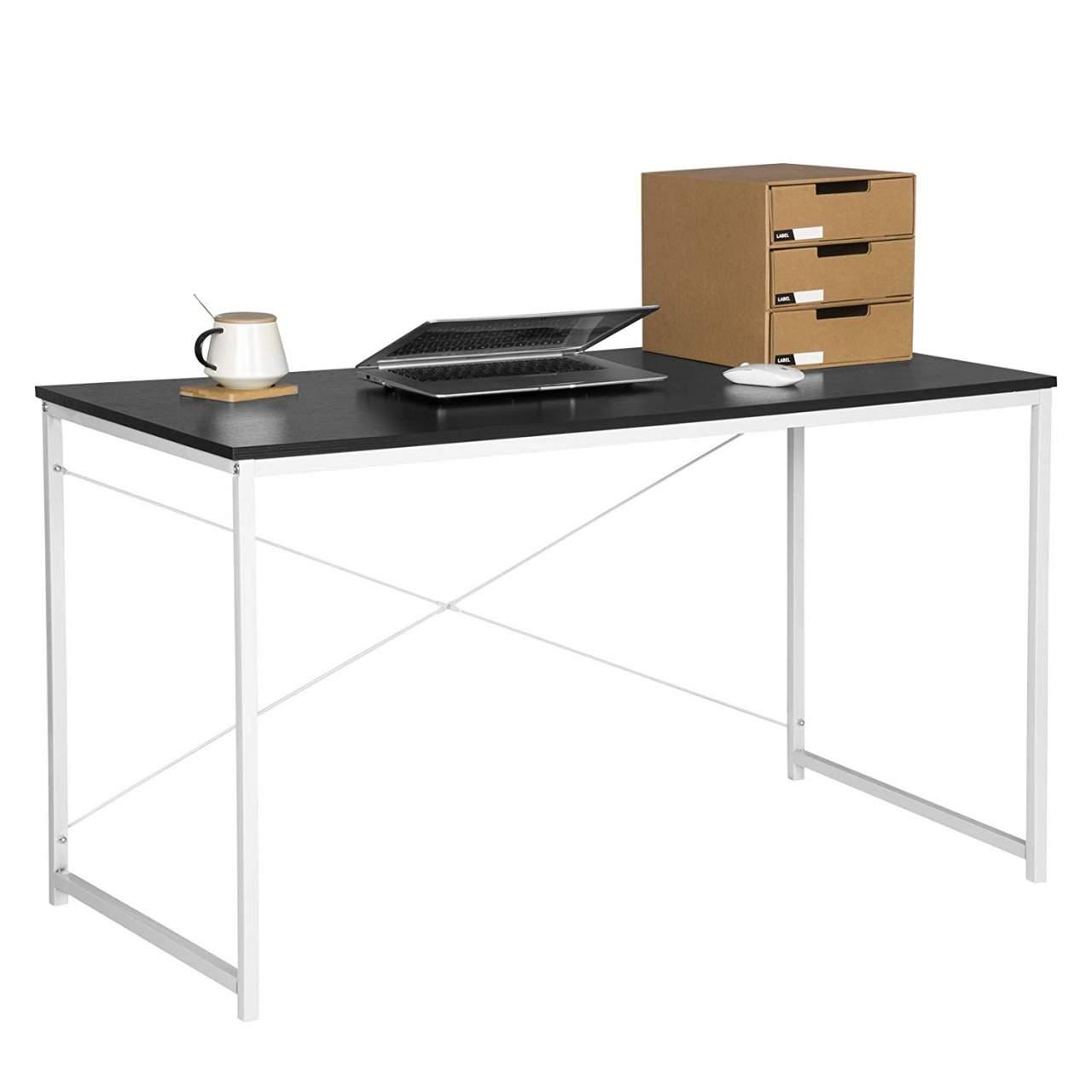 - Schreibtisch Computertisch Büromöbel PC Tisch Woltu.eu