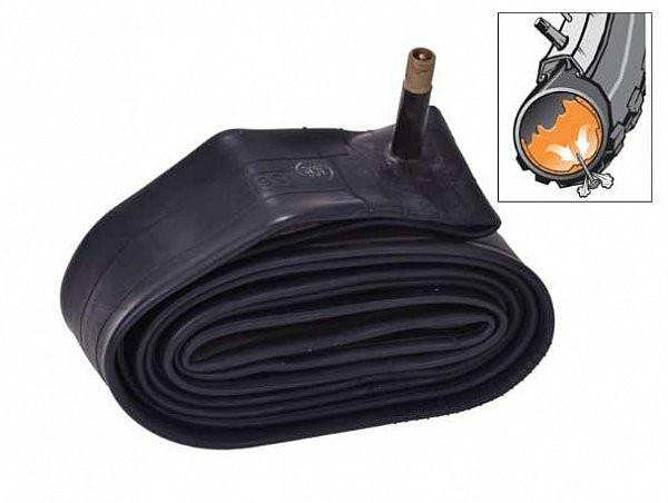 2x Selbstreparierender Fahrradschlauch 26 x 1,75/2,125 Autoventil